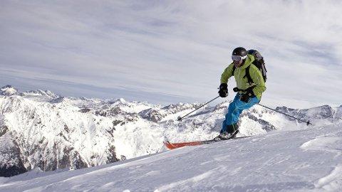Bakkene er kanskje ikke av de aller beste, men man får bra alpefølelse i Bad Gastein likevel.