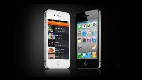 Videospilleren VLC har endelig kommet til iPhone.