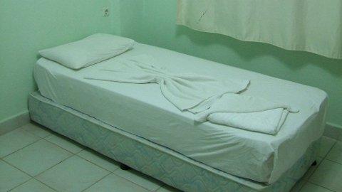 En seng og tak over hodet er det du er garantert om du reiser uspesifisert. Alt annet er å betrakte som bonus.