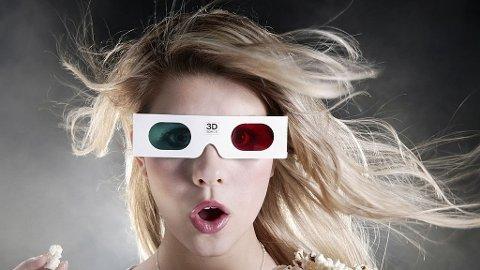 3D gir en helt ny filmopplevelse.