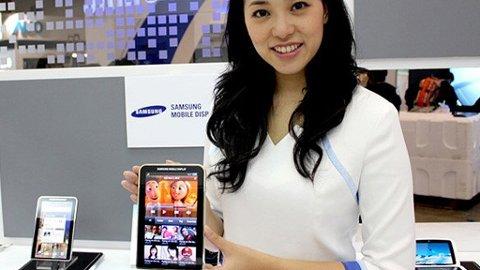 Dette er trolig en tidlig prototype av neste års Galaxy Tab.