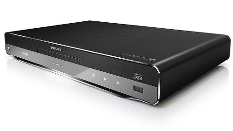 Philips' Blu-ray-flaggskip BDP-9600.