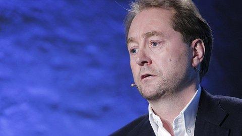 PÅ RANDEN AV KRISE: Kjell Inge Røkke kjemper for å unngå fullstans i Aker Philadelphia Shipyard.