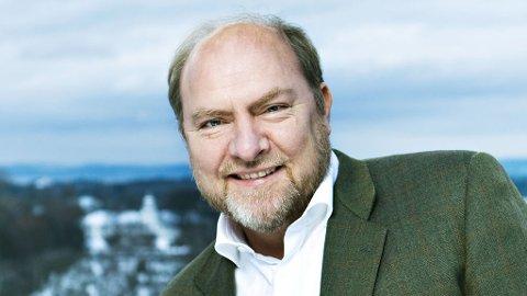 Svein Oppegaard, direktør for arbeidslivspolitikk i NHO, er lite fornøyd med regjeringens nye forslag til AFP regler.