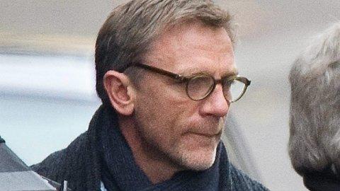 DANIEL CRAIG som Mikael Blomqvist i de amerikanske filmene over Stieg Larssons romaner.