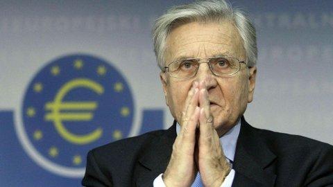 eurosonen euroområdet euroland ECB ESB Europeiske sentralbanksjef