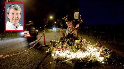 Guro Ranes, Trafikksikkerhetsseksjonen, Statens Vegvesen.