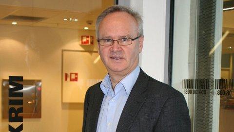 Skattekrim-sjef Jan-Egil Kristiansen i Skatt Øst