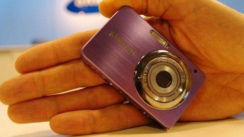 Samsung ST30 får plass på et betalingskort, men bildene som lagres i kameraet er muligens mer verdt enn penger.
