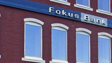 Kvinnen lurte Fokus Bank trill rundt.