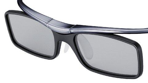 Vink farvel til stygge og klumpete 3D-briller som føles som å veie et par tonn.