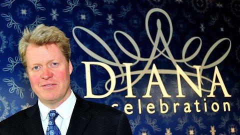 Prinsesse Dianas bror arvet tittelen jarl av Spencer da faren døde i mars 1992.