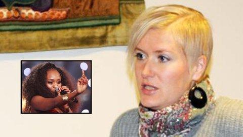 Rita Ormbostad (H) i Aure skrev nedsettende og rasistiske kommentarer etter at Stella Mwangi vant den norske finalen i MGP.