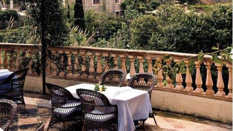 Ta en uke i Deià om du vil spise ekstra godt på Mallorca, som på La Residencia.