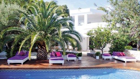Smakfulle designhotell popper opp overalt på Ibiza.