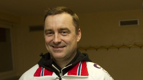 Sportssjef Clas Brede Bråthen hos Norges Skiforbund Hopp.