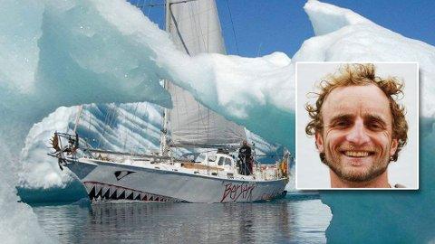 Arne Skaanes, far til savnede Robert Skaanes (innfelt), er optimistisk på sønnens vegne.