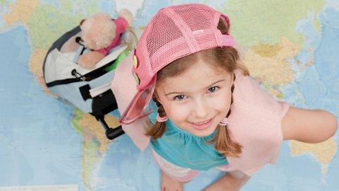 Barn kan åpne øynene dine for ting du ikke hadde sett om du reiste uten dem.