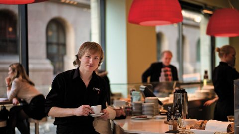 Pascals kaffebar er nyeste tilskudd i kaffebarene i Oslo.