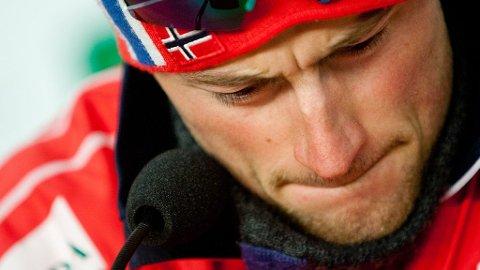 SMÅSYK: Petter Northug er småsyk, og landslagslegen vil ikke sende Northug ut på en VM-stafett om han finner tegn til infeksjon i kveldens prøver.