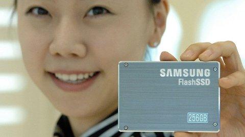 En SSD-disk som denne produserer mindre støy og varme, samtidig som den gir deg bedre ytelse.