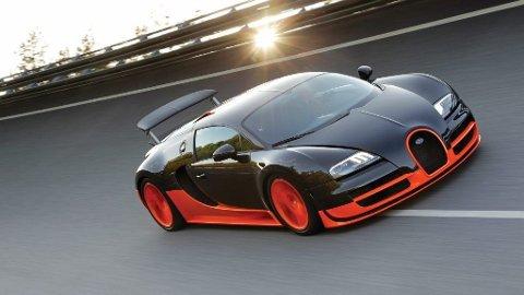 Hvor på lista havner denne Bugattien, mon tro?