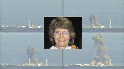 Misjonær Anniken Mori (61) bor bare fire mil unna atomreaktoren.