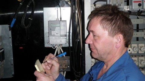 strømmåler strøm strømpris Frank Olsen case