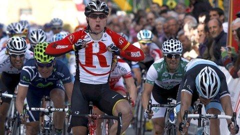 Manuel Cardoso vinner 4. etappe i Volta a Catalunya. Nizzolo Rojas