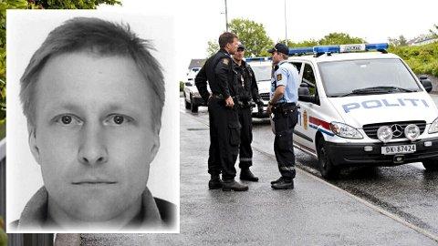 Trond Kristian Johannessen segnet om på et busstopp på Laksevåg 25. juni 2010.