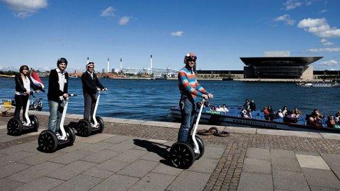 Seamus viser deg København på en morsom måte.
