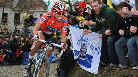 Fabian Cancellara Flandern Rundt 2010
