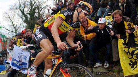 Tom Boonen Flandern Rundt 2010