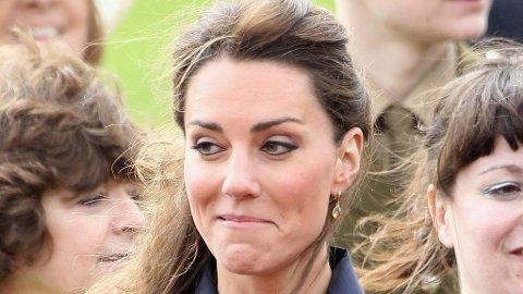 Kate Middleton har benyttet tiden før bryllupet til å gå ned ytterligere en klesstørrelse.