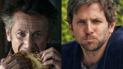 SEAN PENN og Bradley Cooper deltar i kampanjen «Ekte menn kjøper ikke jenter».