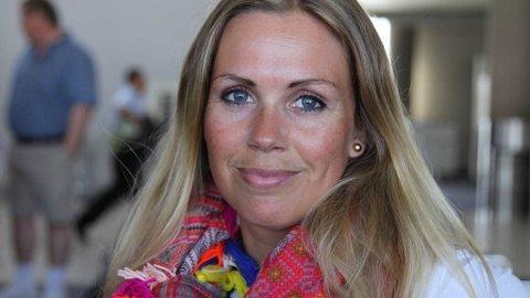 NYTT MOTEFORLAG: Vi ønsker å bli en stor og viktig arena innen mote både for redaksjonelle og kommersielle aktører, sier konseptutvikler Hege Kristiane Horgen i Flingly.