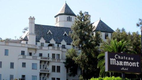 Hotellet har vært flinke til å sjerme kjendisene og har dermed blitt et yndet sted for dem som vil trekke seg litt tilbake.