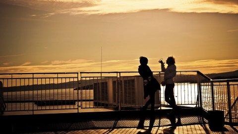 Du trenger ikke dra langt for å oppleve et fullverdig cruise.