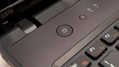 Lenovo G570 er midt i blinken for de som bare vil bruke litt penger på en kvalitetsmaskin.