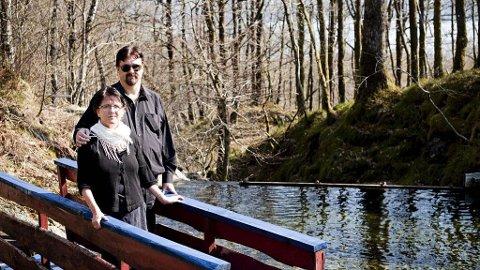 FERIEMARERITT: Reinert (55) og Inger Hanne Agdestein (56) er endelig hjemme etter den dramatiske turen til Tyrkia.