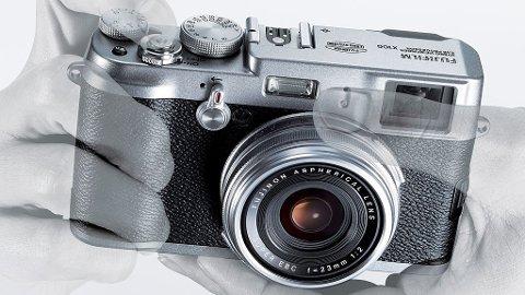 Fujifilm FinePix X100 ligner apparatet pappaen din hadde da du var liten. Men bak retro-fasaden finnes et moderne digitalkamera.