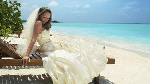Bryllup kan være en stressende affære og det blir som regel mindre hektisk om man gifter seg i utlandet