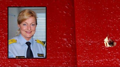 ALVORLIG: - Dette er en svært alvorlig sak, sier politimester Anne Rygh Pedersen.