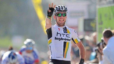 Mark Cavendish Scheldeprijs 2011