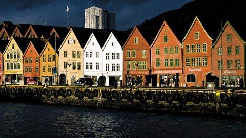 Bryggen, Bergens mentale og geografiske midtpunkt.