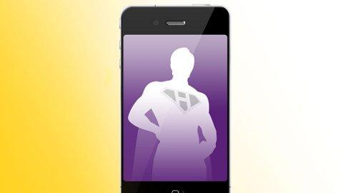 DRØMMEJOBBEN? Mobiloperatøren djuice søker etter en som vil reise rundt i fire uker som The Human App.
