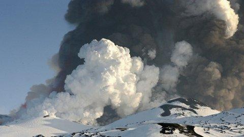 Mount Etna utbrudd