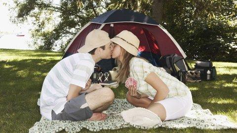 Det første kysset setter alltid sine spor.