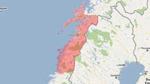 RØYKFRITT: Nordland fylkeskommune ønsker å bli røykfritt.