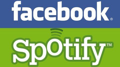 Snart får du trolig avanserte Spotify-funksjoner på Facebook.